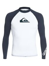 Quiksilver Men's All Time Long Sleeve Rashguard AQYWR03001