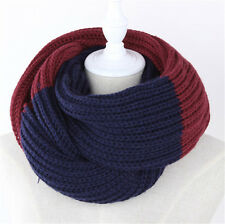 Lady Women Girl Long Style Warm Soft Scarf Knitting Wool Thickening Scarves