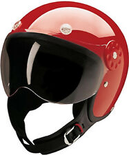 Glossy Red Open Face DOT Motorcycle Helmet storage bag 5 sizes available fnt