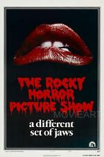THE ROCKY HORROR PICTURE SHOW MOVIE POSTER FILM A4 A3 ART PRINT CINEMA