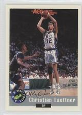 1992-93 Classic Draft Picks Promos #5 Christian Laettner Duke Blue Devils Card