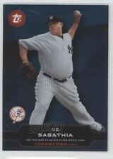 2011 Topps Ticket to Toppstown #TT-49 CC Sabathia New York Yankees Baseball Card