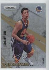 2010 Panini Rookies & Stars Longevity #129 Jeremy Lin Golden State Warriors Card