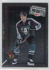 1997-98 Donruss Priority Direct Deposit #15 Teemu Selanne Hockey Card
