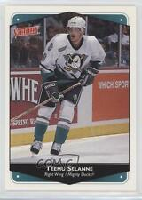 1999 Upper Deck Victory #3 Teemu Selanne Anaheim Ducks (Mighty of Anaheim) Card