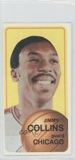 1970-71 Topps #157 Jimmy Collins Chicago Bulls RC Rookie Basketball Card