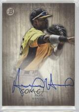 2014 Bowman Inception Prospect Autographs #PA-AH Alen Hanson Auto Baseball Card