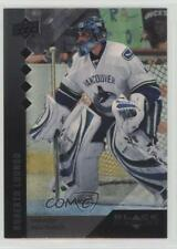 2009 Upper Deck Black Diamond #186 Roberto Luongo Vancouver Canucks Hockey Card
