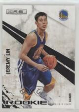 2010 Panini Rookies & Stars 129 Jeremy Lin Golden State Warriors Basketball Card