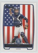2012 Bowman Prospects International #BP89 Austin Hedges San Diego Padres Card