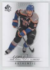 2012-13 SP Authentic #113 John Tavares New York Islanders Hockey Card