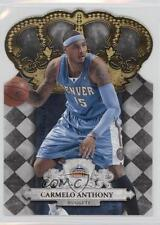 2010-11 Panini Crown Royale National Convention VIP #VIP2 Carmelo Anthony Card