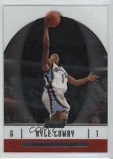 2006-07 Topps Finest #58 Kyle Lowry Memphis Grizzlies RC Rookie Basketball Card