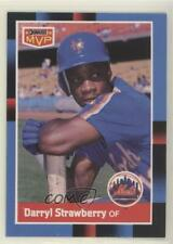 1988 Donruss MVP #BC-20 Darryl Strawberry New York Mets Baseball Card