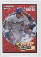 2008 Upper Deck Baseball Heroes Red #131 Andre Ethier Los Angeles Dodgers Card