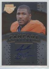 2012 Press Pass Fanfare Bronze AB Andre Branch Clemson Tigers Auto Football Card