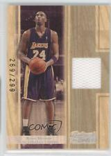 2007-08 Topps Trademark Moves Relics #TR-KB Kobe Bryant Los Angeles Lakers Card