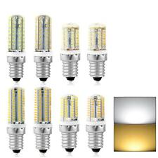 E14 3104SMD 220V 58 64 104LEDs Ultra Bright Lamp Cool Warm White Corn Bulb Light