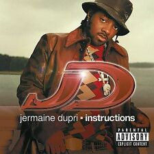 Instructions [PA] by Jermaine Dupri (CD, Oct-2001, So So Def)
