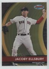 2012 Bowman Bowman's Best #BB25 Jacoby Ellsbury Boston Red Sox Baseball Card