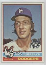 2015 Topps Original Buybacks #1976-622 Rick Auerbach Los Angeles Dodgers Card