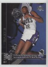 1997-98 Upper Deck #69 Vin Baker Milwaukee Bucks Basketball Card