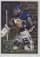 1994-95 Flair Hot Numbers #3 Dominik Hasek Buffalo Sabres Hockey Card