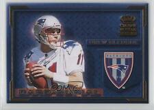 1999 Pacific Crown Royale Card-Supials 14 Drew Bledsoe New England Patriots Card