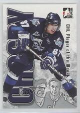2005-06 In the Game Series 08 Sidney Crosby Rimouski Oceanic (QMJHL) Hockey Card