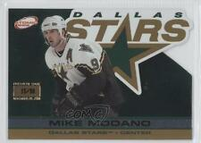 2001-02 Pacific Atomic Premiere Date #32 Mike Modano Dallas Stars Hockey Card