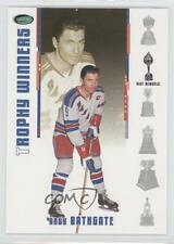 2003-04 Parkhurst Original Six New York Rangers Inserts NY-11 Andy Bathgate Card