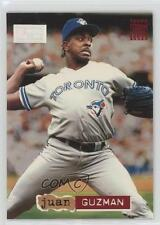 1994 Topps Stadium Club 1st Day Issue #149 Juan Guzman Toronto Blue Jays Card