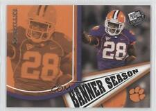 2010 Press Pass Banner Season BS-2 CJ Spiller Clemson Tigers Florida Gators C.J.