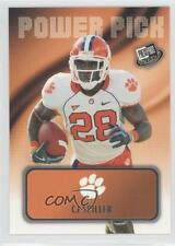 2010 Press Pass #105 CJ Spiller Clemson Tigers C.J. Rookie Football Card