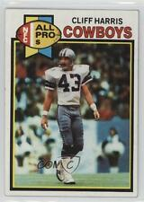 1979 Topps #360 Cliff Harris Dallas Cowboys Football Card