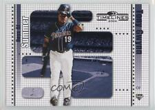 2004 Donruss Timelines Boys of Summer #23 Tony Gwynn San Diego Padres Card