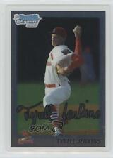 2010 Bowman Draft Picks & Prospects Chrome #BDPP26 Tyrell Jenkins Baseball Card