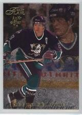 1996-97 Flair #3 Teemu Selanne Anaheim Ducks (Mighty of Anaheim) Hockey Card