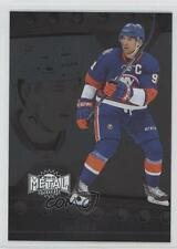 2014 Fleer Showcase Metal Universe 5 John Tavares New York Islanders Hockey Card