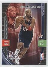 2009-10 Adrenalyn XL #JAHA Jarvis Hayes New Jersey Nets Basketball Card