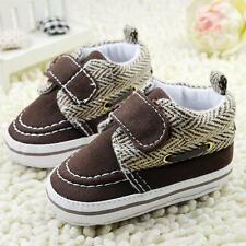 Toddler Baby Boy Girl Child Soft Sole Crib Shoes Infant Casual Sneakers 0-18 M