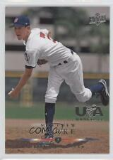 2008 Upper Deck USA Baseball Junior National Team #USJR-10 Matthew Purke Matt
