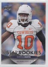 2012 Upper Deck #112 Markelle Martin Tennessee Titans Oklahoma State Cowboys RC