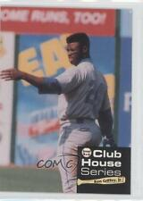 1992 Front Row Club House Series #4 Ken Griffey Jr Seattle Mariners Jr. Card
