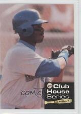 1992 Front Row Club House Series #3 Ken Griffey Jr Seattle Mariners Jr. Card