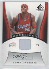 2006-07 SP Game Used Edition #140 Corey Maggette Los Angeles Clippers Card