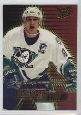 1996 Fleer Ultra Power Red Line #3 Paul Kariya Anaheim Ducks (Mighty of Anaheim)