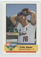 1994 Fleer ProCards South Atlantic League All-Star Game #SAL-49 Craig Grasser