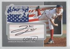 2011 In the Game Heroes and Prospects #COO-JT Jameson Taillon Auto Baseball Card