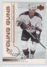 2000-01 Upper Deck #425 Ossi Vaananen Phoenix Coyotes RC Rookie Hockey Card
